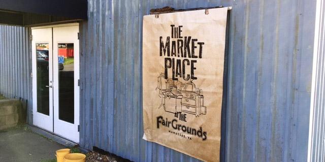 Fairground Market Place