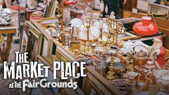 Market Place At The Fair Grounds